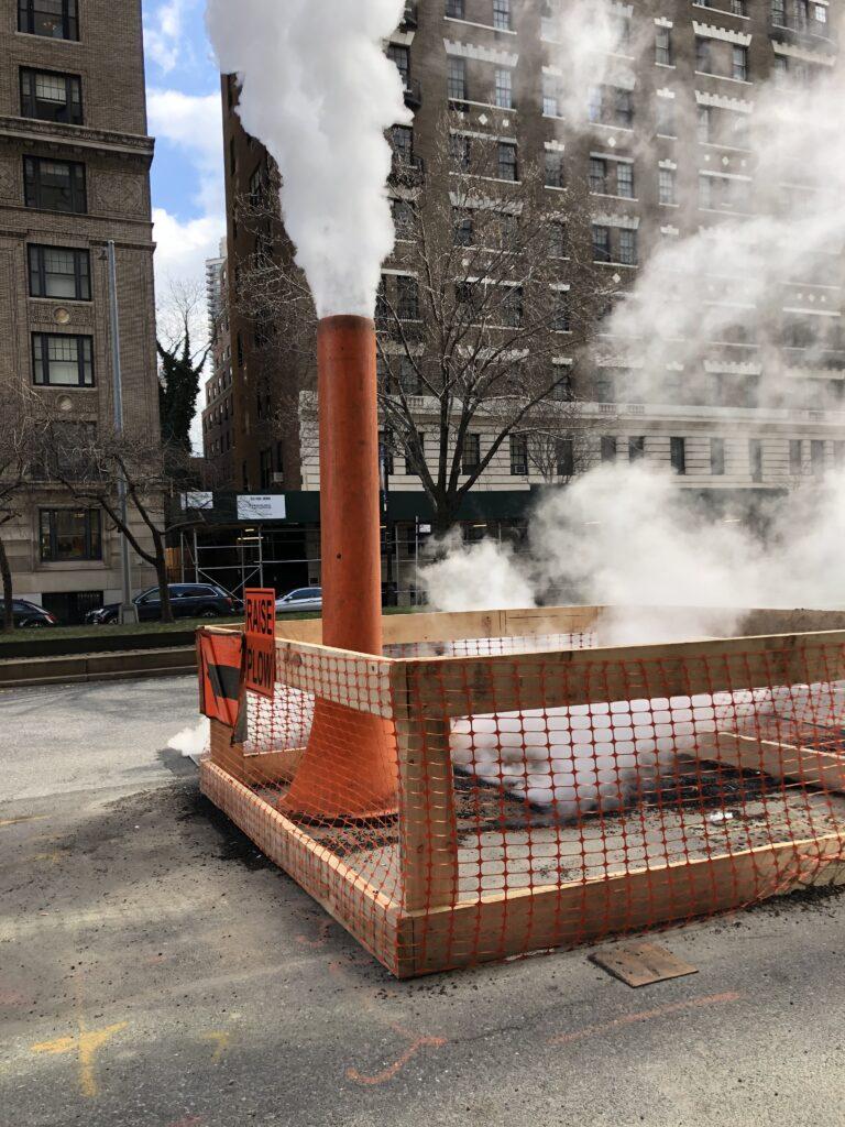 Smoke on Park Avenue