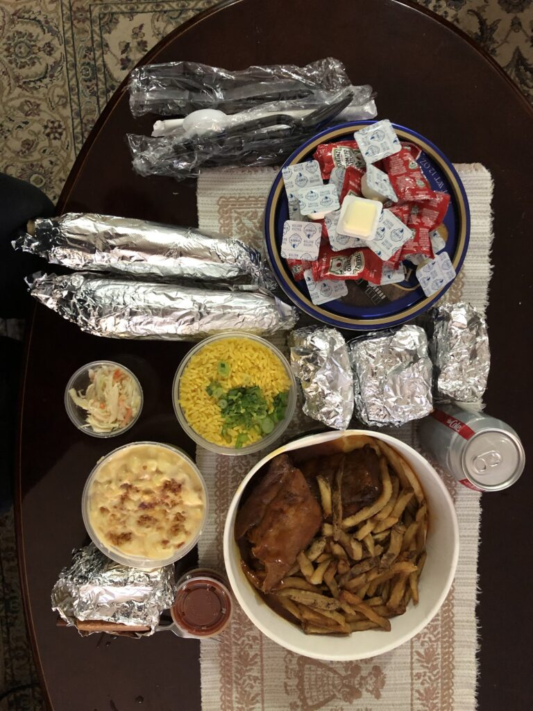 Papa's Birthday Feast